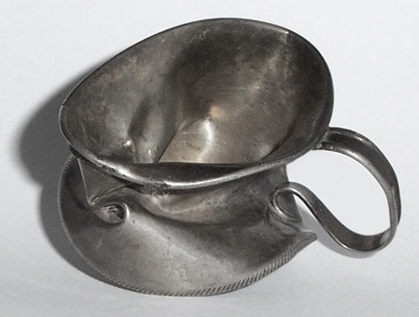 Damaged Sterling Silver Baby Cup