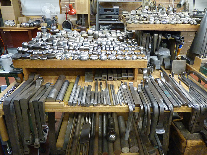 Herman Silver Restoration Amp Conservation Silversmithing